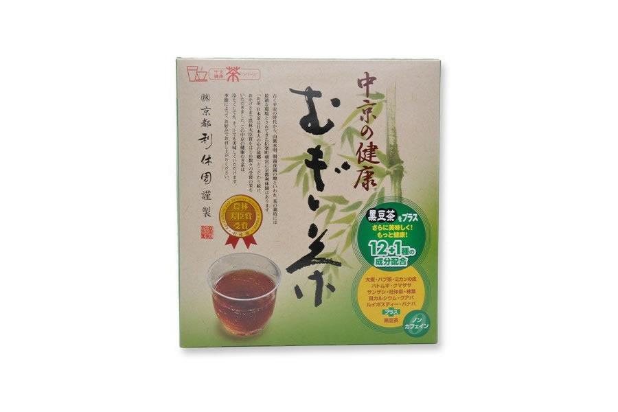 中京の健康むぎ茶
